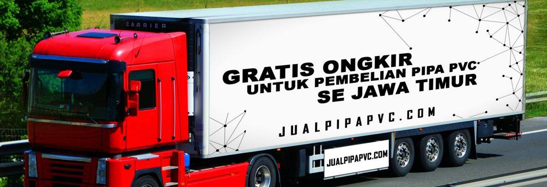 JUAL PIPA PVC GRATIS ONGKIR