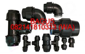 Distributor fitting hdpe