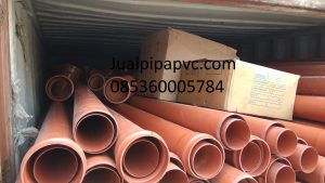 Distributor Pipa PVC Limbah SDR-41