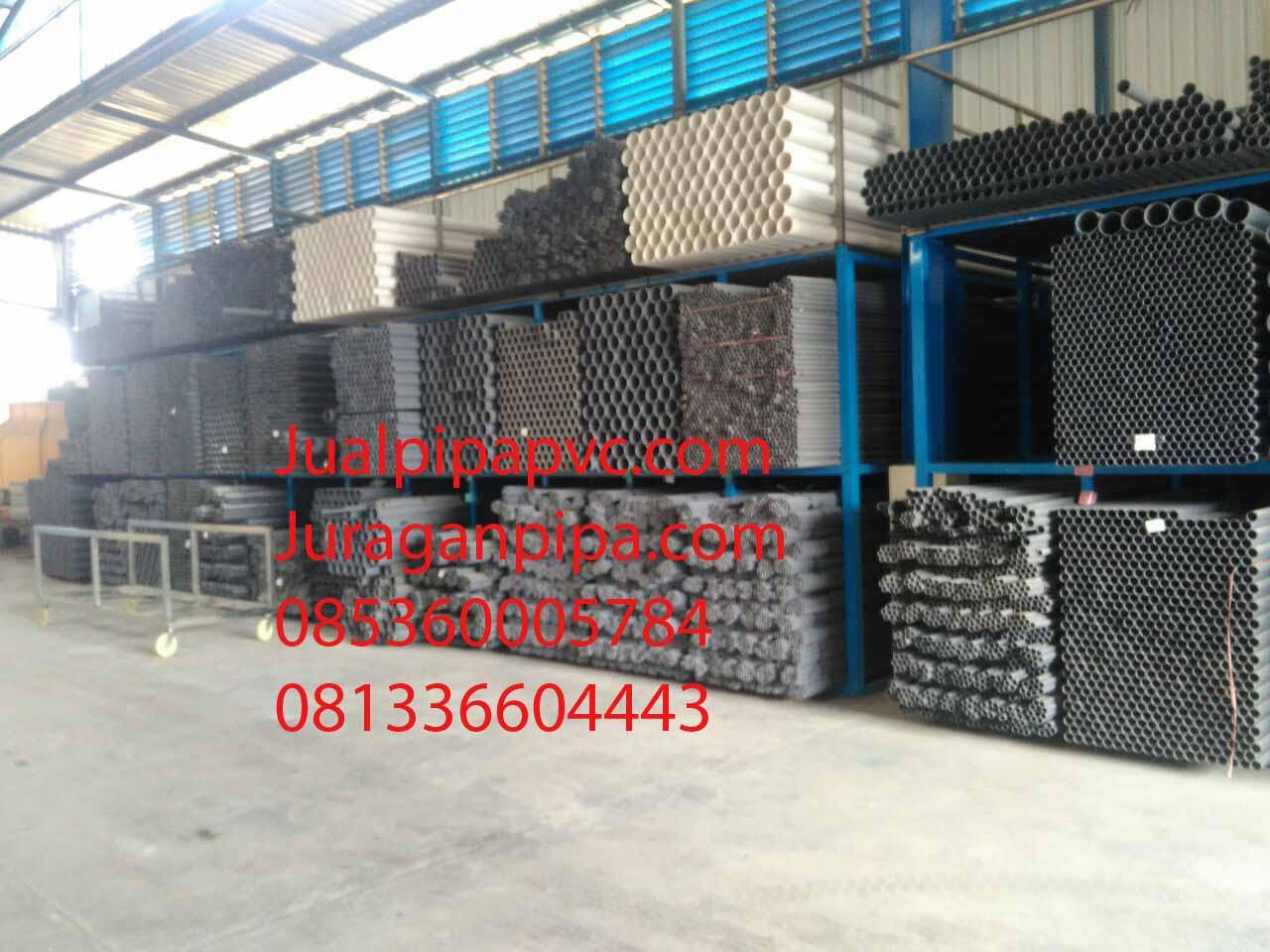 Distributor Resmi Pabrik Pipa PVC
